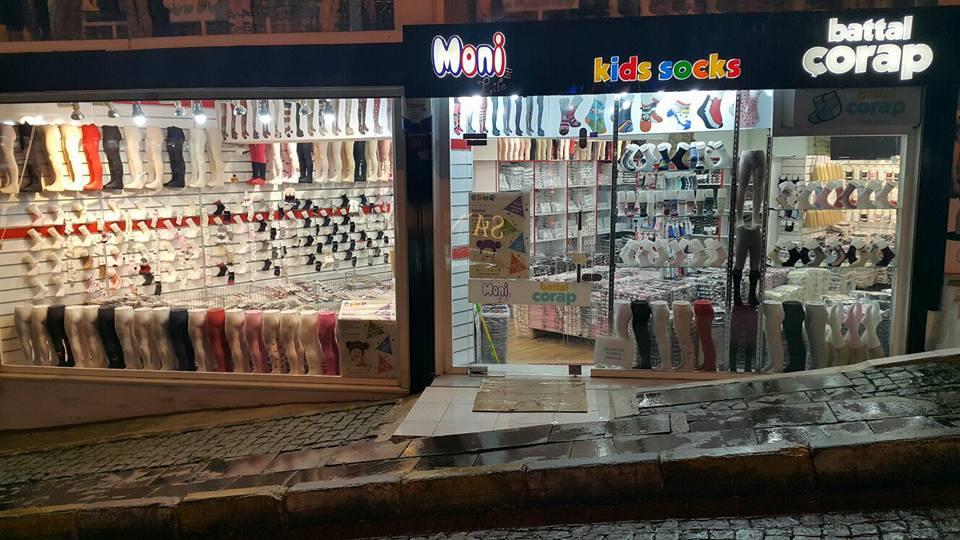 Laleli Mağazamız